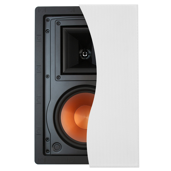 Встраиваемая акустика Klipsch R-3650-W II White встраиваемая акустика klipsch r 2650 c ii white