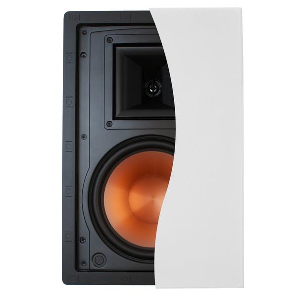 Встраиваемая акустика Klipsch R-3800-W II White встраиваемая акустика klipsch r 2650 c ii white