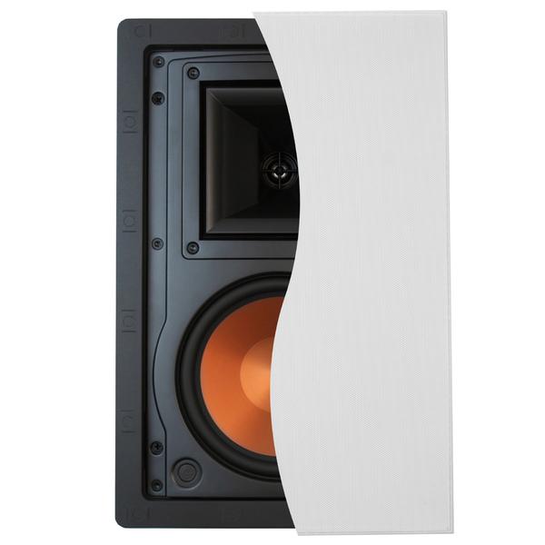 Встраиваемая акустика Klipsch R-5650-W II White встраиваемая акустика klipsch cdt 5650 c ii