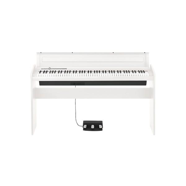 лучшая цена Цифровое пианино Korg LP-180 White