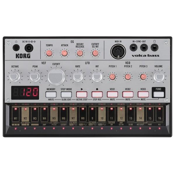 Синтезатор Korg Volca Bass цена и фото