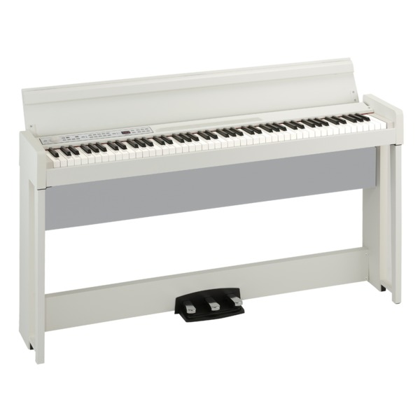 лучшая цена Цифровое пианино Korg C1 AIR White