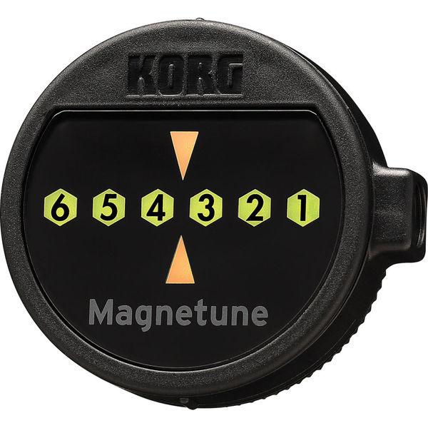 Гитарный тюнер Korg MG-1 Magnetune гитарный тюнер korg mg 1 magnetune