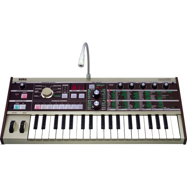 Синтезатор Korg microKORG MK1 синтезатор korg prologue 8