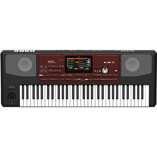 Синтезатор Korg Pa700 синтезатор rolsen rkb6102 61 клавиша usb черный