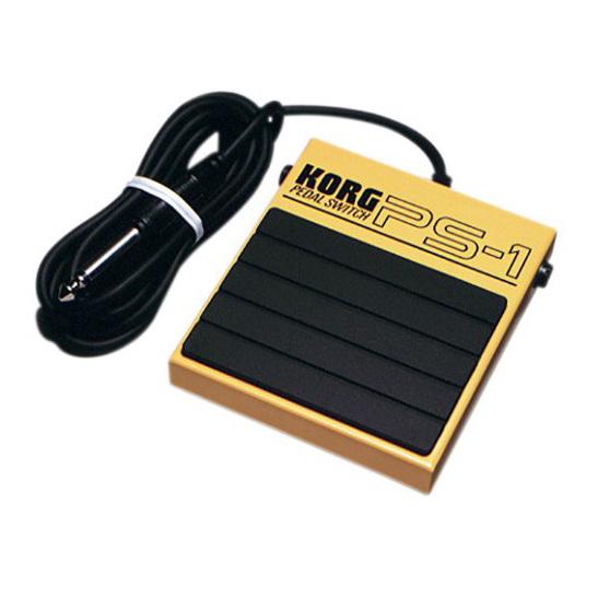 Педаль для клавишных Korg PS1 стойка для клавишных korg stb1 wh