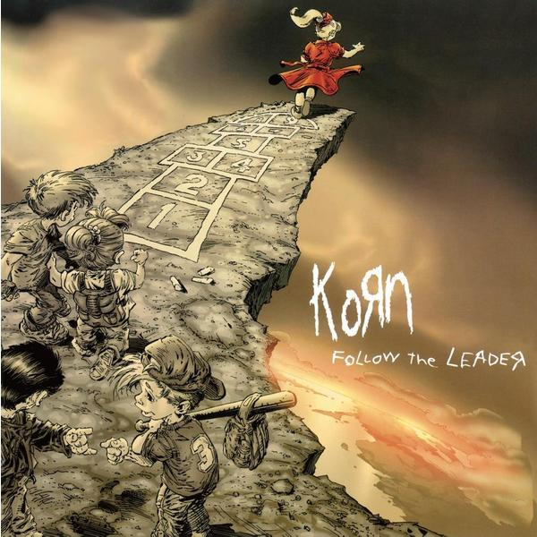 KORN KORN - Follow The Leader (2 LP) cd korn the serenity of suffering