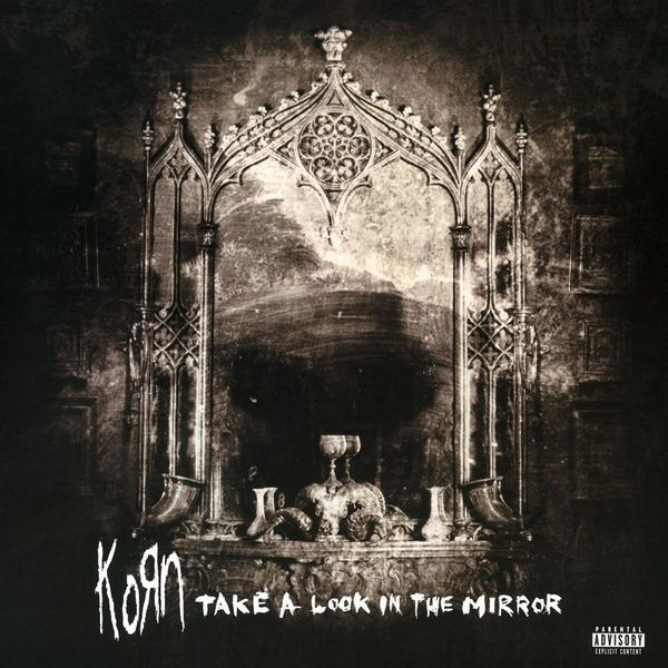 KORN KORN - Take A Look In The Mirror (2 LP) cd korn the serenity of suffering