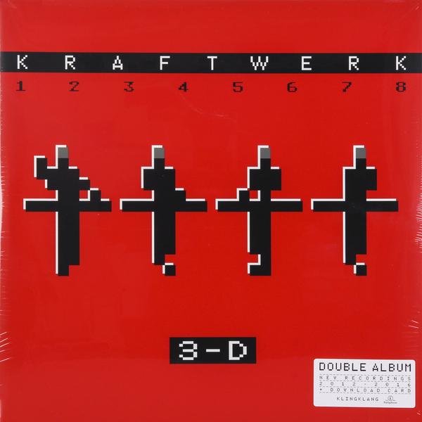Kraftwerk Kraftwerk - 3-d The Catalogue (2 Lp, 180 Gr)