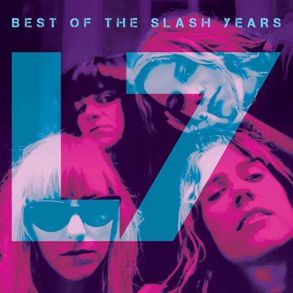 L7 L7 - Best Of The Slash Years (180 Gr, Colour) цена и фото