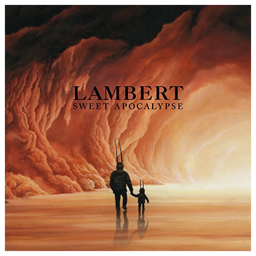 Lambert Lambert - Sweet Apocalypse adam lambert adam lambert the original high