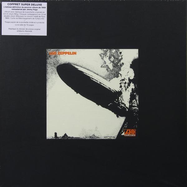 Led Zeppelin Led Zeppelin - I (box Set) x96 italy iptv germany iptv box with android box 6 0 4k amlogic smart tv 3000 albania french turkey uk adult set top box