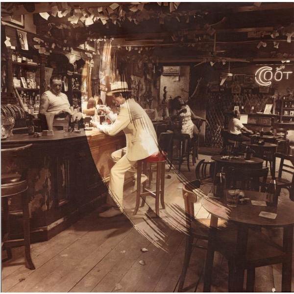 Led Zeppelin Led Zeppelin - In Through The Out Door (2 LP) цена и фото
