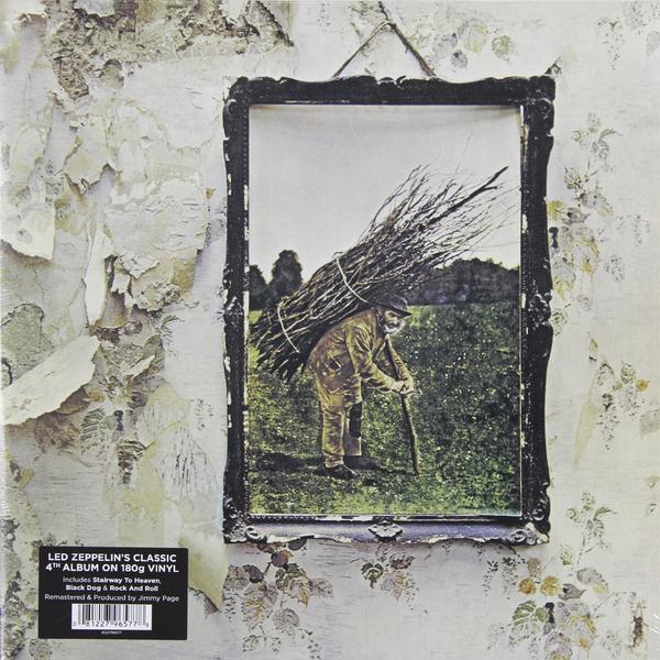 Led Zeppelin Led Zeppelin - Iv (180 Gr) led zeppelin led zeppelin presence 2 lp 180 gr