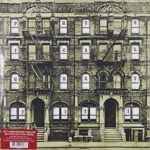 Led Zeppelin Led Zeppelin - Physical Graffiti (3 LP)