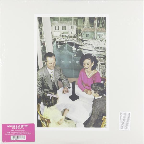Led Zeppelin Led Zeppelin - Presence (2 Lp, 180 Gr) led zeppelin led zeppelin presence 2 lp 180 gr