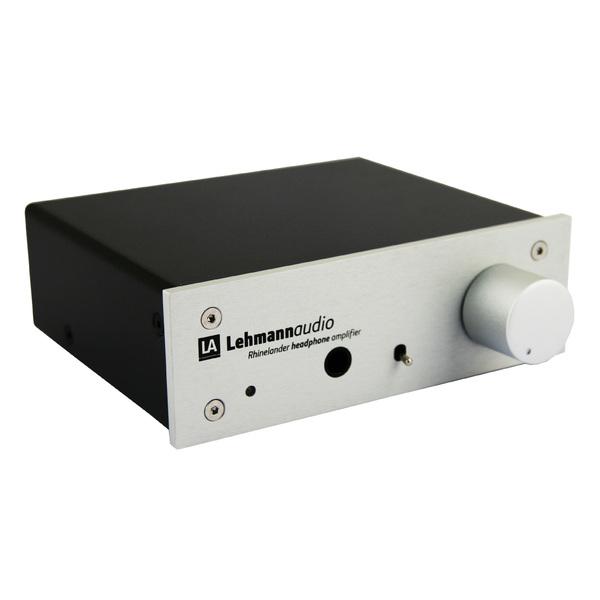Усилитель для наушников Lehmann Audio Rhinelander Silver ламповый усилитель для наушников cary audio design hh 1 black