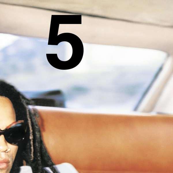Lenny Kravitz Lenny Kravitz - 5 (2 LP) michael stubben kickin lenny saves the day kickin lenny 1