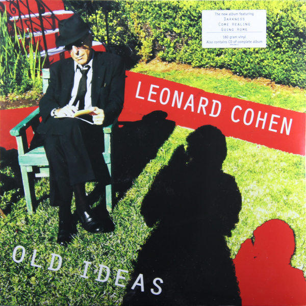 Leonard Cohen Leonard Cohen - Old Ideas (lp 180 Gr + Cd) leonard cohen leonard cohen songs from the road 2 lp