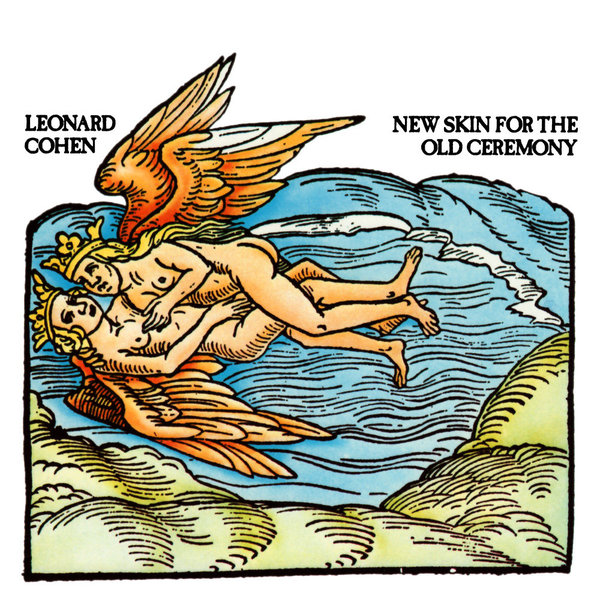 Leonard Cohen Leonard Cohen - New Skin For The Old Ceremony (180 Gr) leonard cohen leonard cohen live songs 180 gr