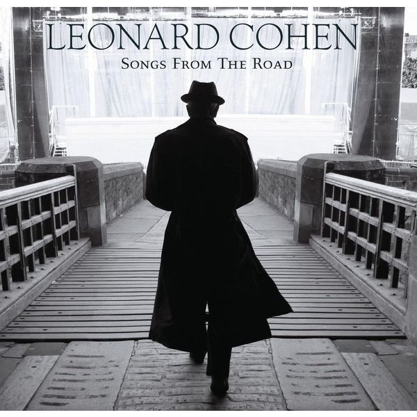 Leonard Cohen Leonard Cohen - Songs From The Road (2 LP) leonard cohen leonard cohen songs of love and hate
