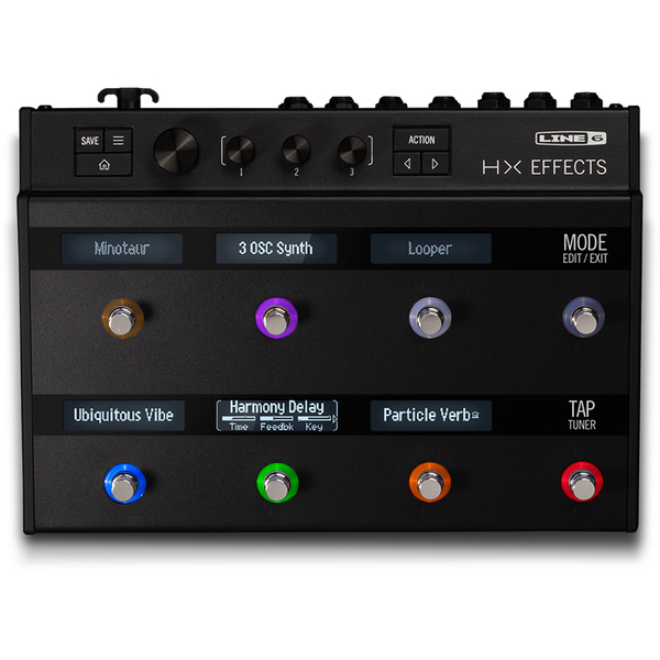 Гитарный процессор Line 6 HX Effects гитарный процессор line 6 hx effects