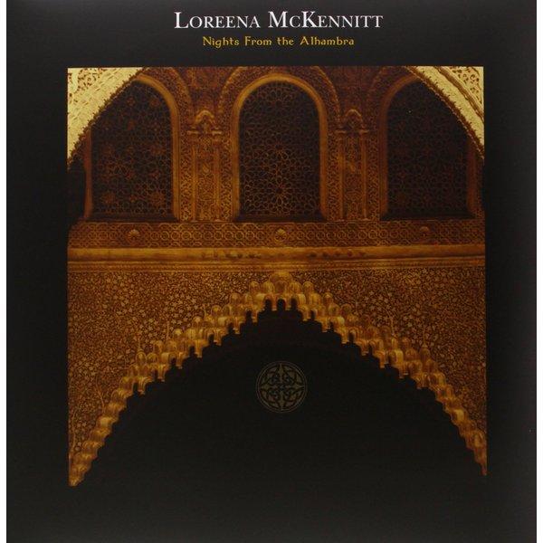 Loreena Mckennitt Loreena Mckennitt - Nights From The Alhambra (2 LP)