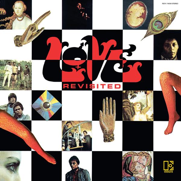 LOVE LOVE - Revisited (colour) цена и фото