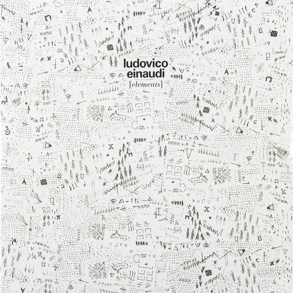 Ludovico Einaudi Ludovico Einaudi - Elements (2 LP) ludovico einaudi lisbon
