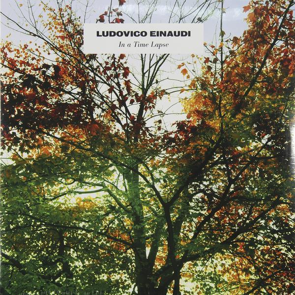 Ludovico Einaudi Ludovico Einaudi - In A Time Lapse (2 LP) ludovico einaudi lisbon