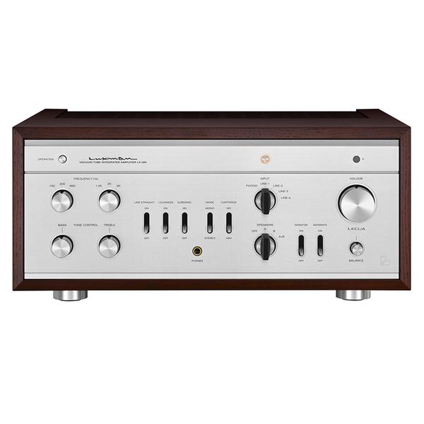 все цены на Ламповый стереоусилитель Luxman LX-380 онлайн