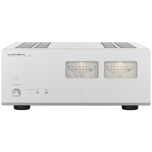 Стереоусилитель мощности Luxman M-700u стереоусилитель мощности cary audio design sa 200 2 black