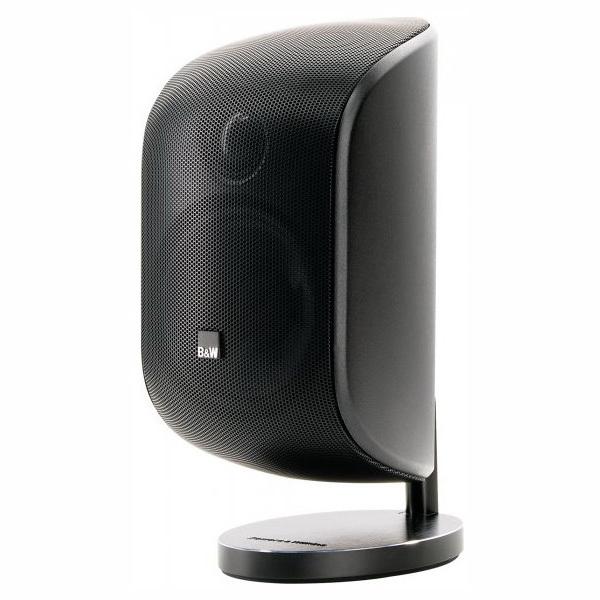 Полочная акустика B&W M-1 Matte Black полочная акустика canton gle 420 2 black