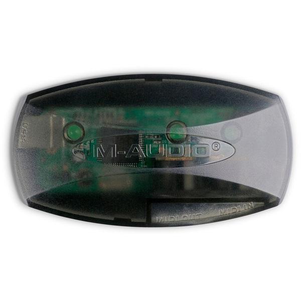Внешняя студийная звуковая карта M-Audio MidiSport 1x1 USB стоимость