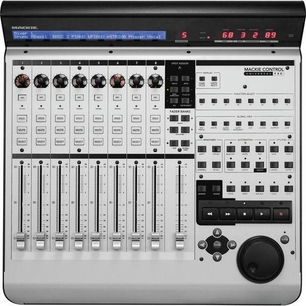 MIDI-контроллер Mackie MCU PRO Control Universal Pro 2 pcs pic12f629 i p pic12f629 dip 8 mcu cmos 8bit 1k flash new