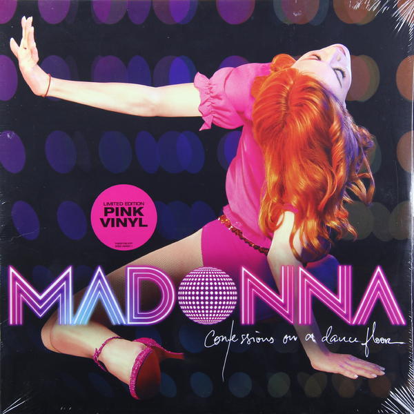 Madonna Madonna - Confessions On A Dance Floor (2 Lp, Colour) madonna madonna ray of light 2 lp