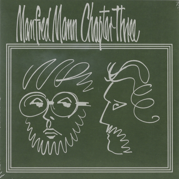 Manfred Mann Chapter Three Manfred Mann Chapter Three - Manfred Mann Chapter Three манфред круг manfred krug deutsche schlager