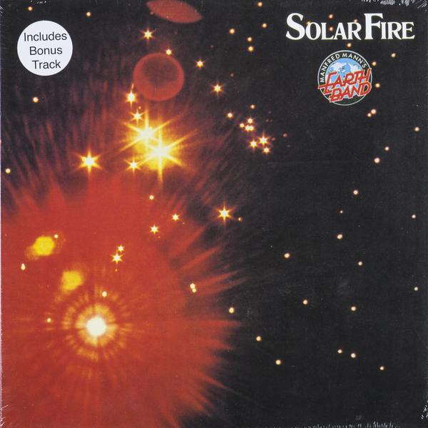 Manfred Mann's Earth Band Manfred Mann's Earth Band - Solar Fire manfred mann s earth band manfred mann s earth band glorified magnified