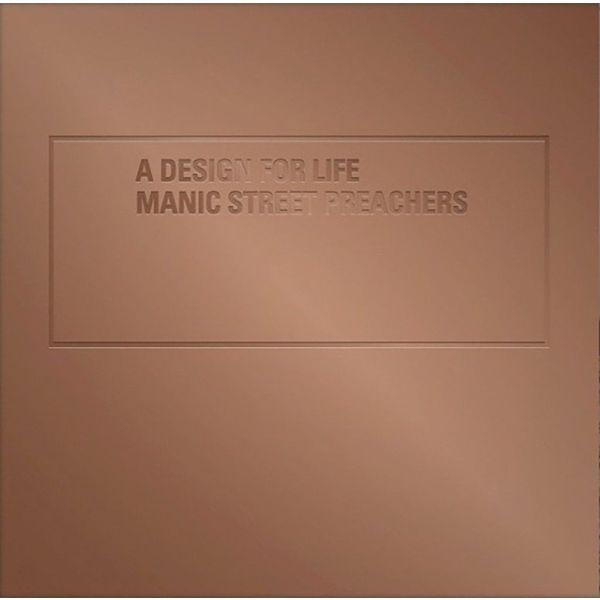 Manic Street Preachers Manic Street Preachers - A Design For Life (180 Gr) muse manic depression