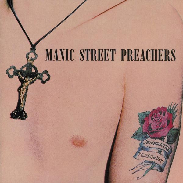 Manic Street Preachers Manic Street Preachers - Generation Terrorists (20th Anniversary) (2 LP) muse manic depression