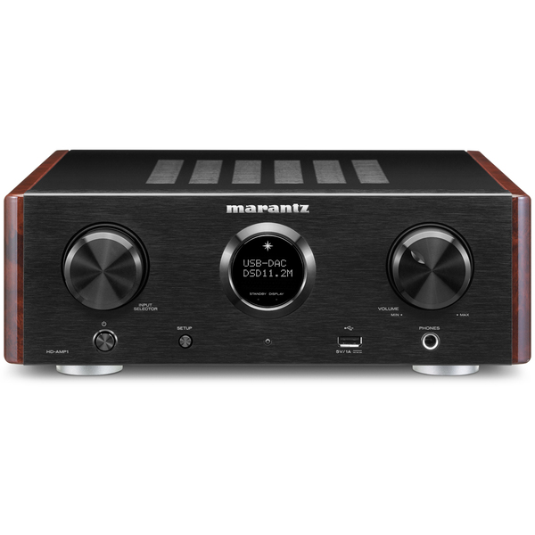 Стереоусилитель Marantz HD-AMP1 Black цена и фото