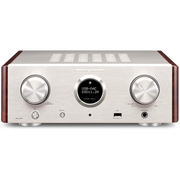 Стереоусилитель Marantz HD-AMP1 Silver/Gold цена и фото