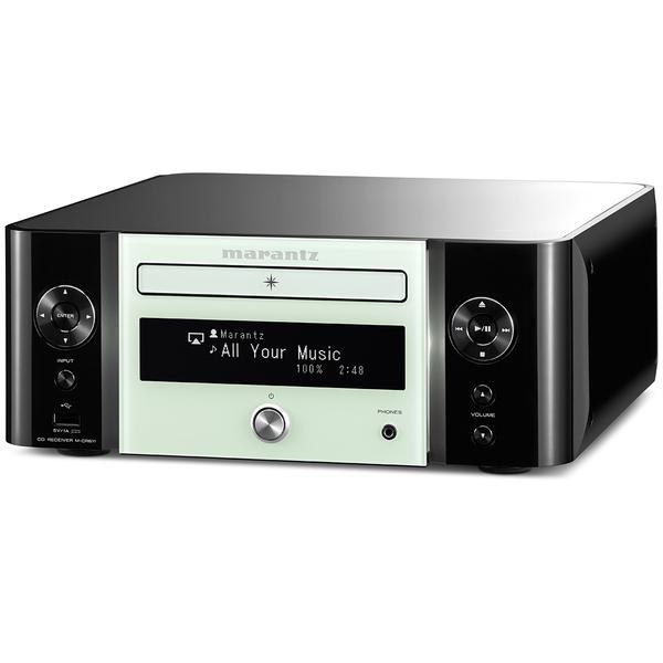 CD ресивер Marantz M-CR611 Melody Media Black/Green marantz m cr611 green black