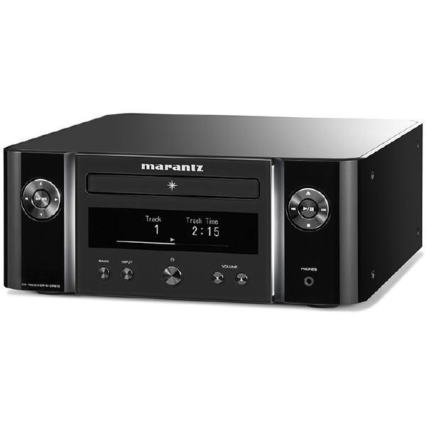 CD ресивер Marantz M-CR612 Melody X Black marantz m cr611 green black