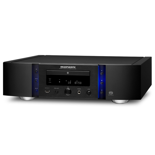 CD проигрыватель Marantz SA-14S1 Special Edition Black