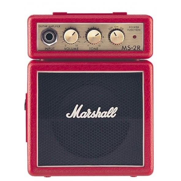 Гитарный мини-усилитель Marshall Гитарный мини-комбоусилитель MS-2R гитарный мини усилитель vox гитарный мини комбоусилитель ac2 rhythm