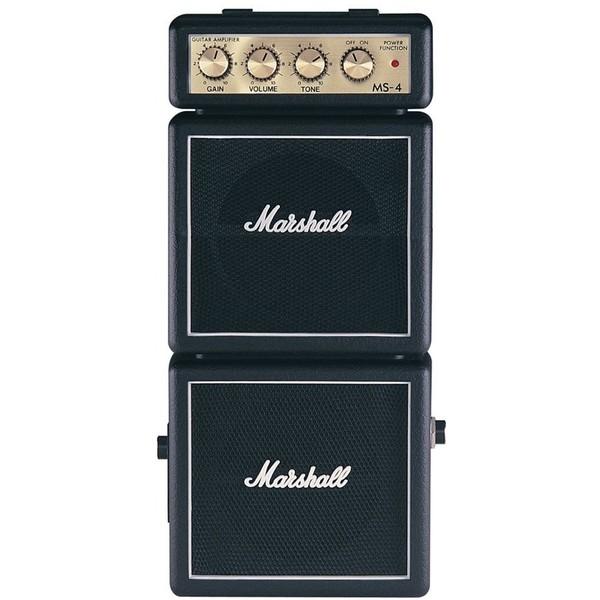 Гитарный мини-усилитель Marshall Гитарный мини-комбоусилитель MS-4 ms lula ms 4 x 4