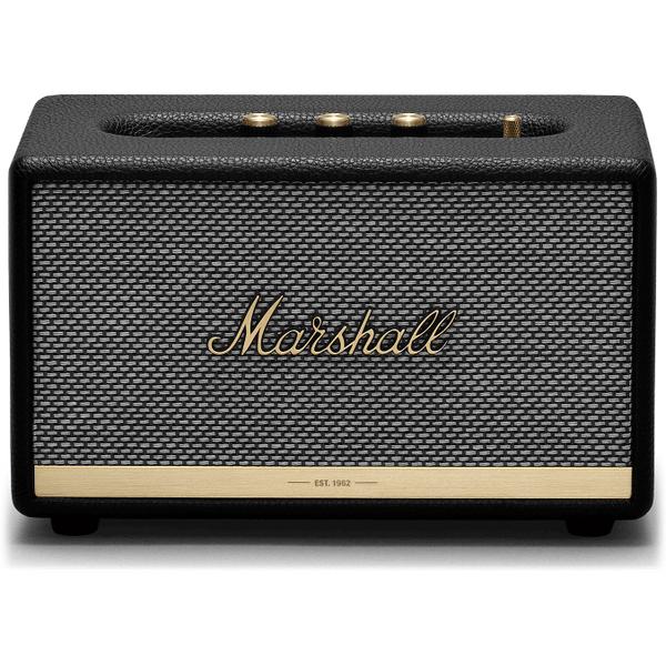 Беспроводная Hi-Fi акустика Marshall Acton II Black аудиосистема для мотоцикла avis мт185 black