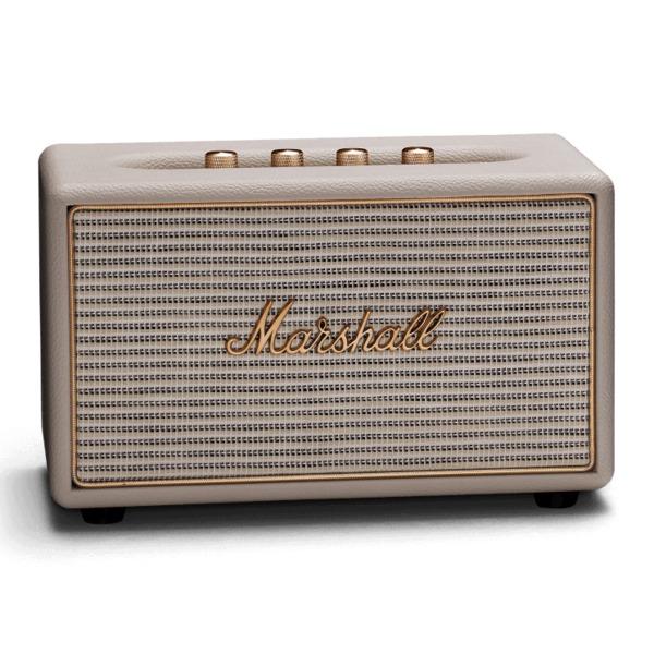 Беспроводная Hi-Fi акустика Marshall Acton Multi-Room Cream wecast 1080p multi screen wifi display receiver rk3036 support miracast dlna airplay