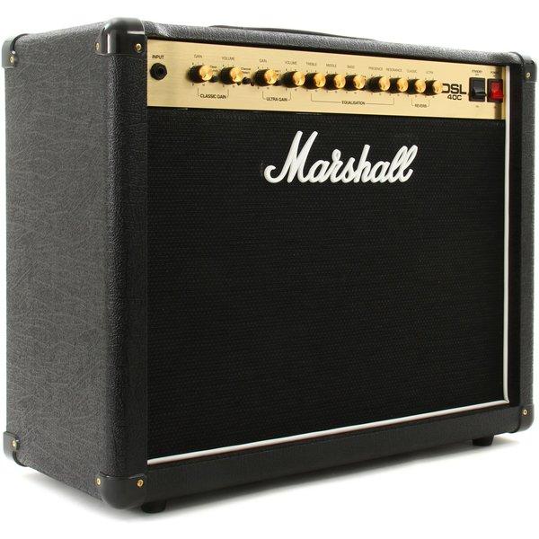 Фото - Гитарный комбоусилитель Marshall DSL40 COMBO гитарный динамик jensen loudspeakers b12 150 8 ohm